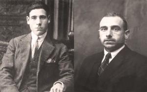 Ramiro y Manuel Lapeña Altabas