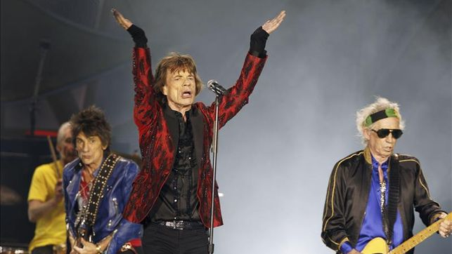 Un adiós a lo Rolling Stones