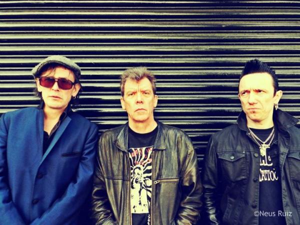 El punk más clásico protagonista en la López con los legendarios The Vibrators