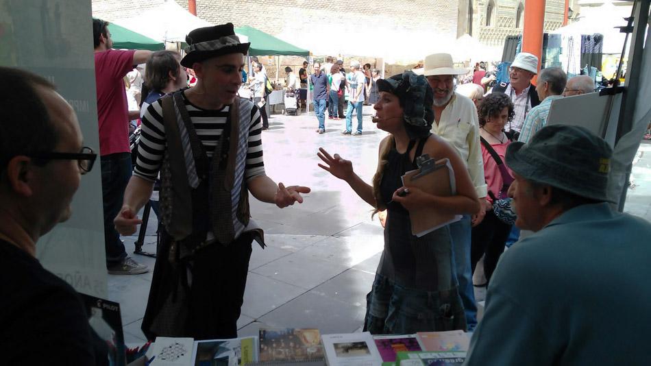 La V Feria del Mercado Social de Aragón muestra la eficacia de la cooperación económica entre iguales