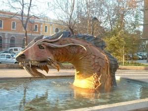 Este jueves en la plaza del Dragón se leerá el pregón que dará comienzo a las Fiestas.