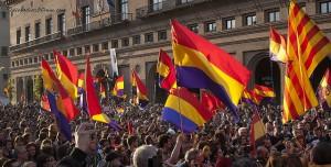 Manifestación en Zaragoza. Foto: Diego Díaz (AraInfo) | [Galería de imágenes de Diego Díaz]  [Galería de imágenes de Pablo Ibañez y Eva Ponz]