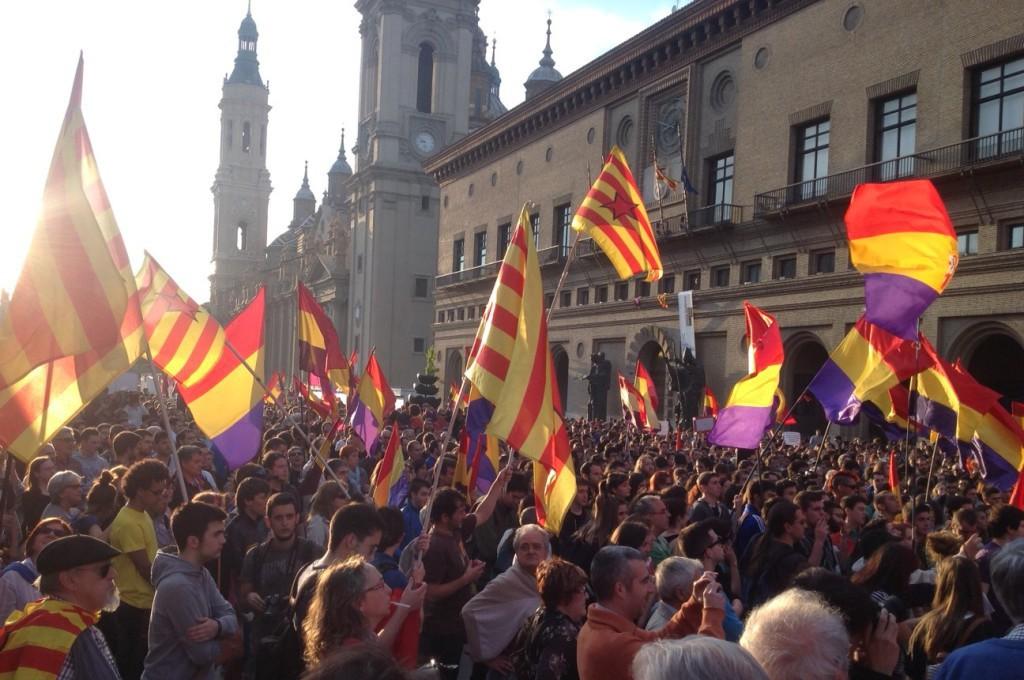 """Ateneo Republicano de Zaragoza convoca una concentración """"por una Constitución Digna, por un Proceso Constituyente, por la Tercera República"""""""