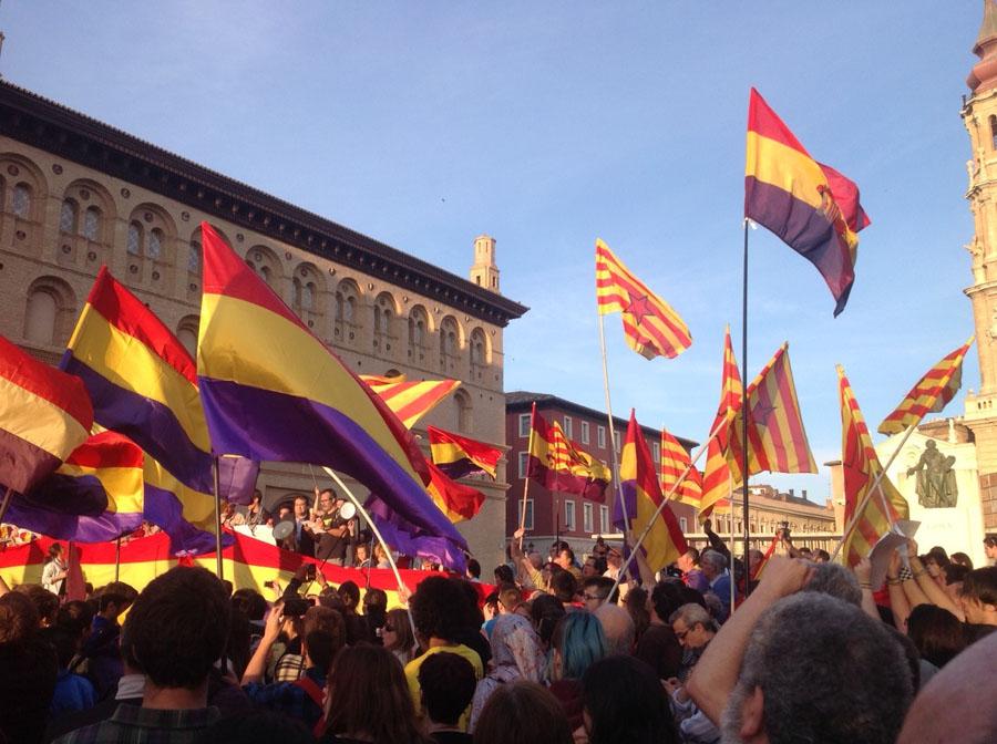 IU Aragón hace un llamamiento a la participación en los actos convocados por la II República