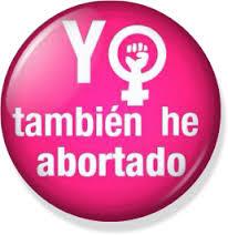 """""""¡Yo también he abortado!"""" Autoorganización y desobediencia"""
