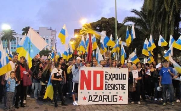 El Supremo avala las prospecciones petrolíferas en Canarias a pesar de la oposición social