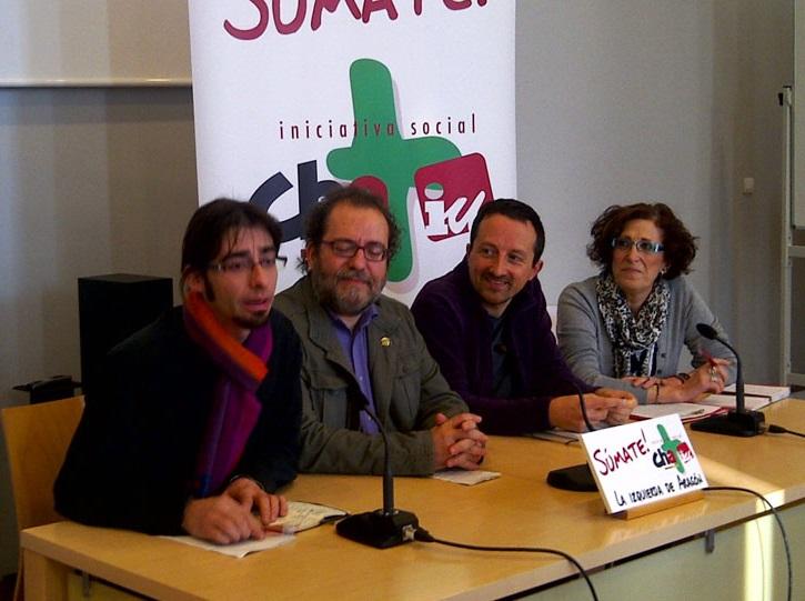 La Izquierda de Aragón solicitará ayudas europeas contra la despoblación