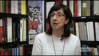Laura Vicente presenta en La Pantera Rossa su libro sobre la historia del anarquismo en el Estado español