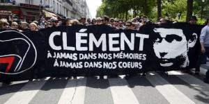 Crónica de la manifestación antifascista del 7 de junio en recuerdo a Clément Meric.