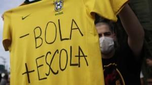 Este jueves arranca el Mundial de fútbol en Brasil.