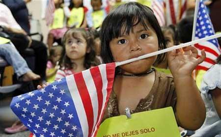 EEUU ha detenido a más de 52.000 niños y niñas migrantes