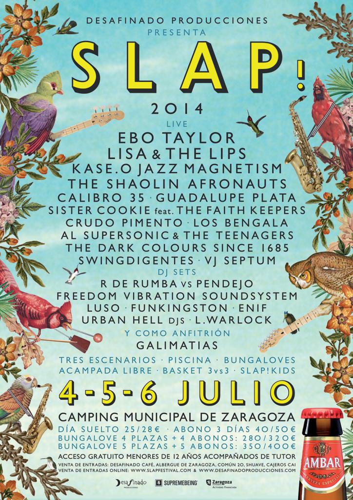 Slap! Festival: 5 años moviendo las caderas