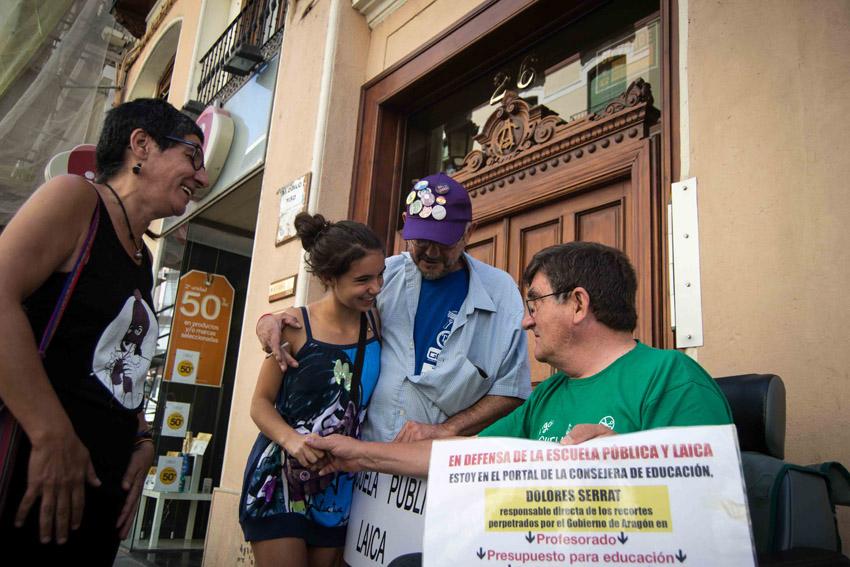 Nueva sanción contra Antonio Aramayona