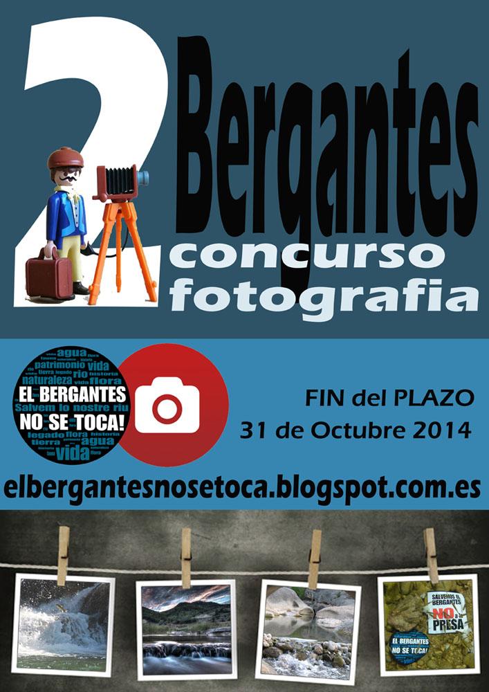 'El Bergantes no se toca' convoca el II Concurso de Fotografía sobre el río con diversas novedades