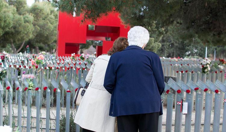 CHA pide al Ayuntamiento de Zaragoza que interponga una querella para investigar los crímenes franquistas
