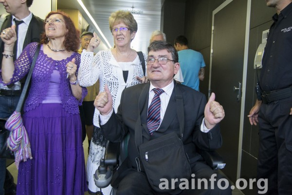 Visto para sentencia el juicio contra Antonio Aramayona, Margarita Ribas y María Soledad Ibáñez