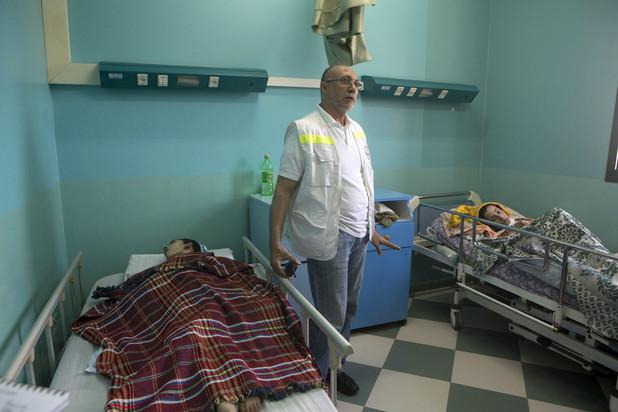 Ya son 205 muertos y más de 1.500 los heridos en Gaza por los ataques de Israel