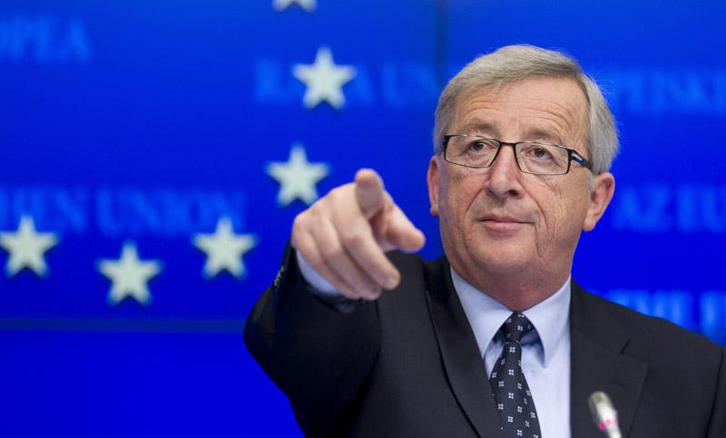 Juncker dice que respetarían un 'sí' a la independencia en Catalunya