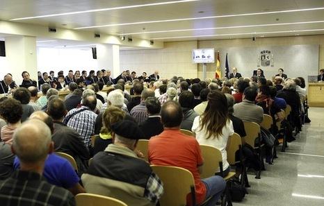 La AN condena a 20 ciudadanos vascos en el proceso de las «herriko tabernak»