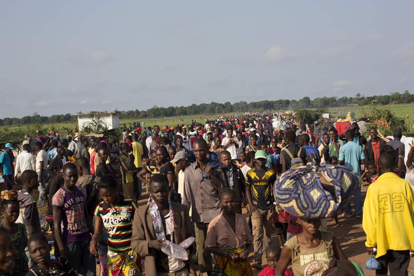 2599 familiares de los refugiados centroafricanos en Chad murieron durante la campaña de persecución contra los musulmanes