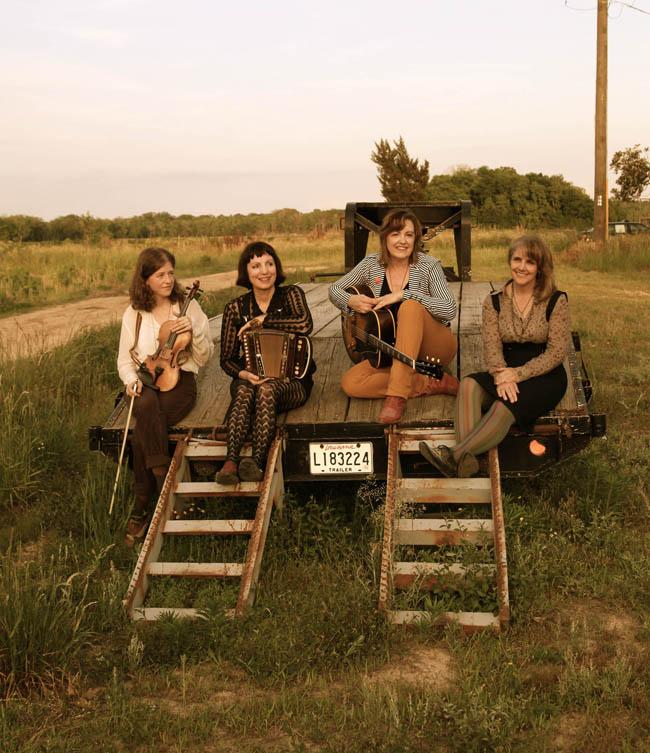 Llega The Magnolia Sisters con todos los estilos musicales y los divertidos ritmos de Louisiana
