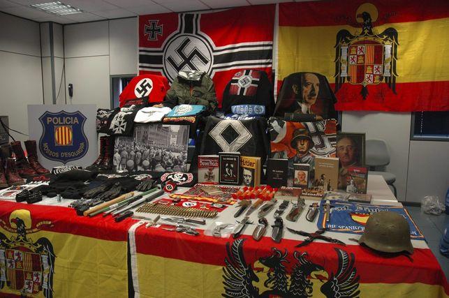 """10 neonazis condenados a prisión en el """"caso Stroika"""" por palizas en un concierto antifascista"""