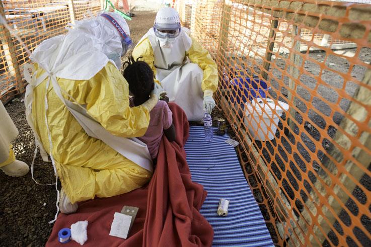 Arapaz realiza un segundo envío de ayuda humanitaria a Guinea Conakry con material de prevención del ébola