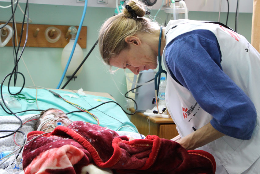 """Palestina denuncia ante la ONU la """"catástrofe humanitaria"""" en Gaza y pide ayuda al mundo"""