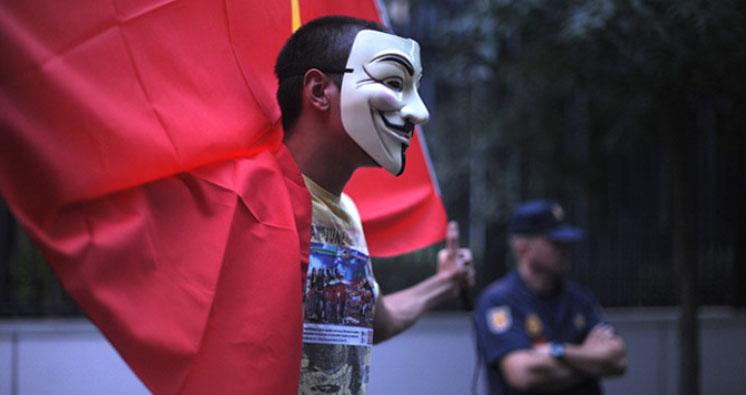 Operación: criminalizar el hacktivismo