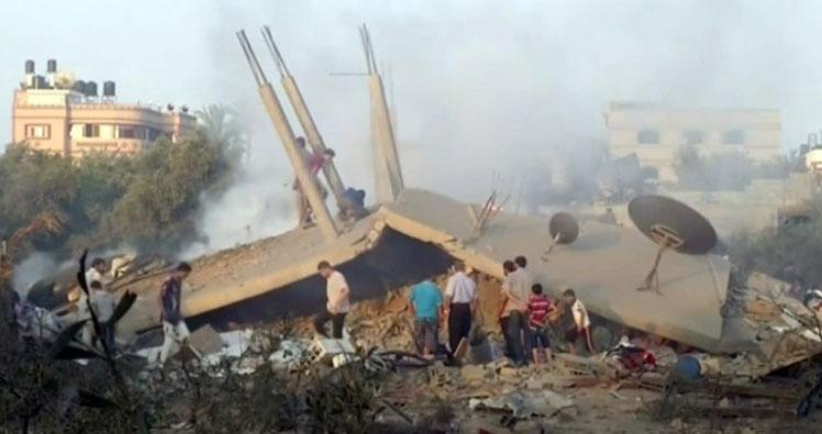 La operación de castigo israelí deja al menos 27 palestinos muertos