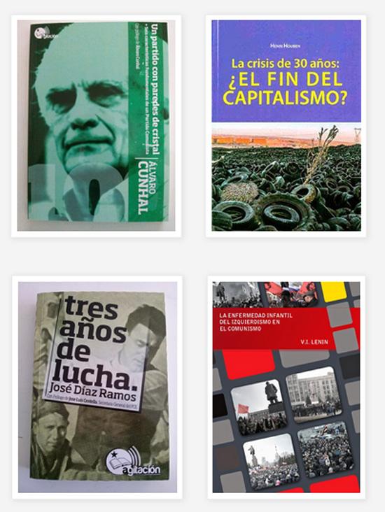 Cierzo Rojo propone un verano con «buena literatura comunista»