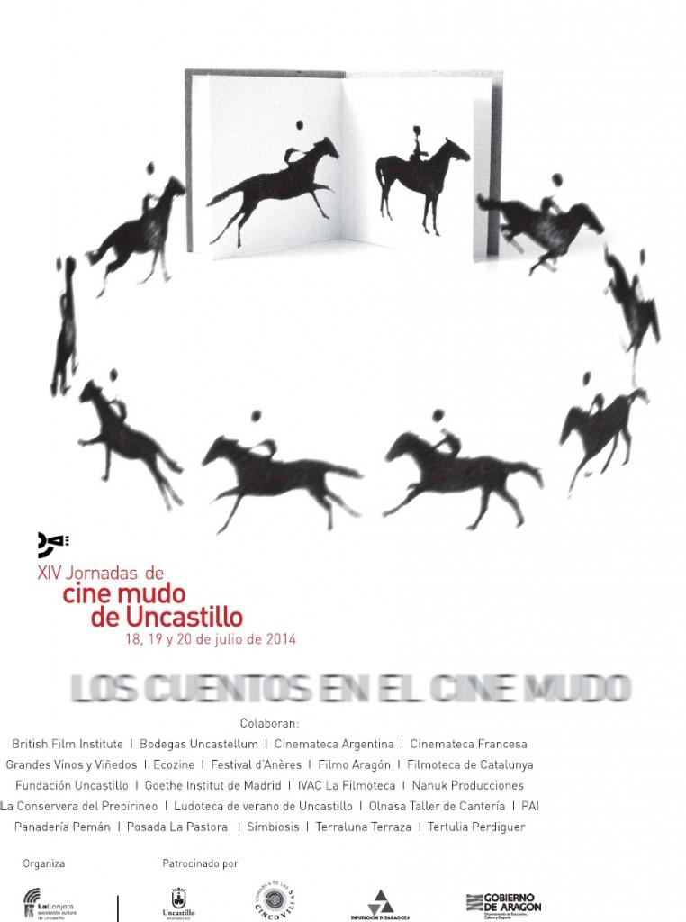 Os cuentos, protagonistas d'as XIV Chornadas de Cine Mudo d'Uncastiello