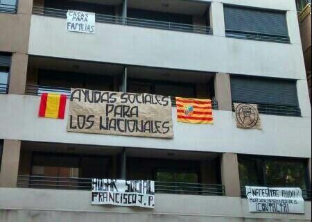 Crece la solidaridad con los antifascistas detenidos en Zaragoza