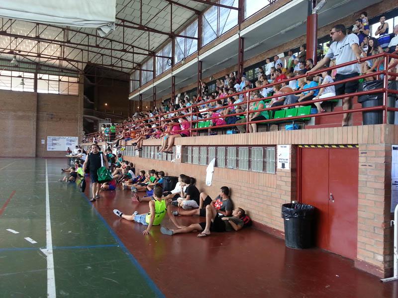 28 equipos y 281 personas disputan este fin de semana el XXVIII Maratón de Fútbol Sala de Mequinensa