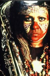 Marlene Cummins, música y activista aborigen.