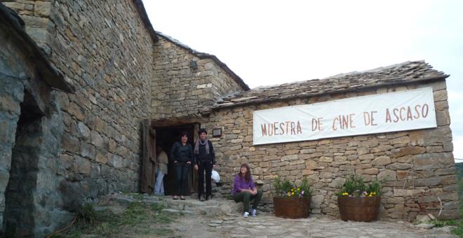 La Muestra de Cine de Ascaso llega a su tercera edición