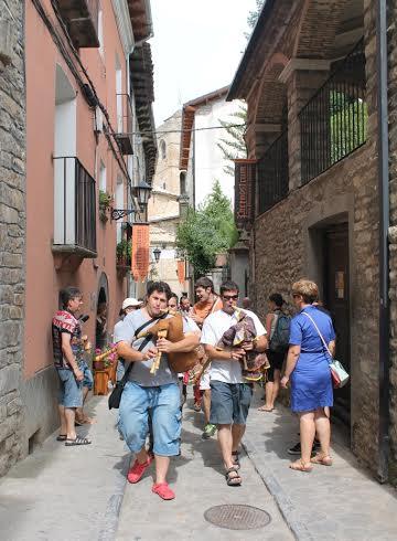 Con récord de público y de luthiers se despide la novena edición de Pirenostrum