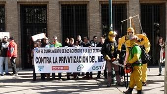 Sindicatos desconvocan parcialmente la huelga ante el nuevo calendario de negociación en Sarga