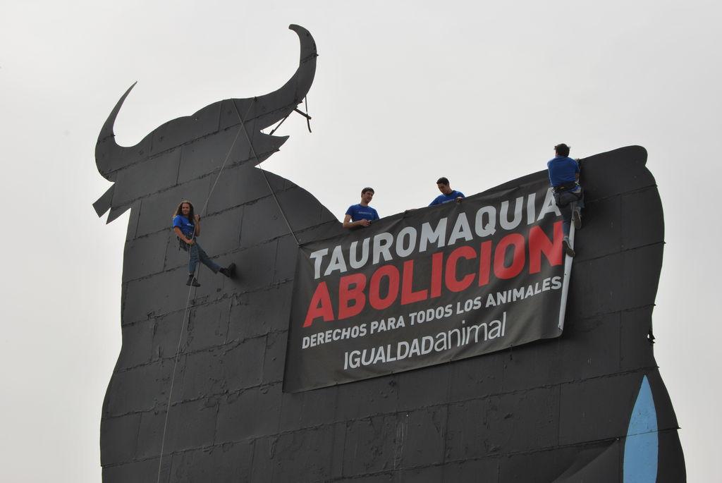 Huesca Antitaurina y FACUE convocan una manifestación en repulsa de la tauromaquia el próximo 12 de agosto