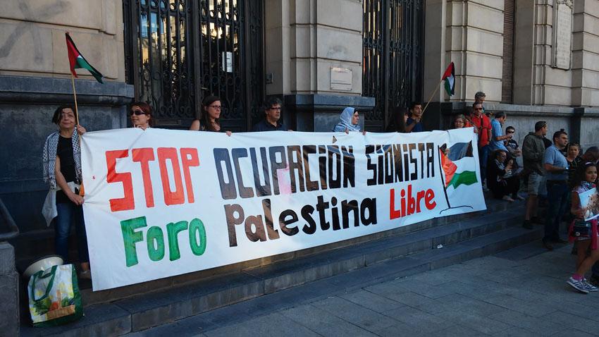 La RESCOP y una veintena de periodistas piden a Rosa María Mateo que RTVE no participe en Eurovisión mientras que se celebre en Israel parano contribuir a la normalización del apartheid