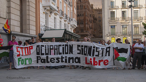 Israel prepara un plan de colonias sionistas que dividirá el territorio palestino