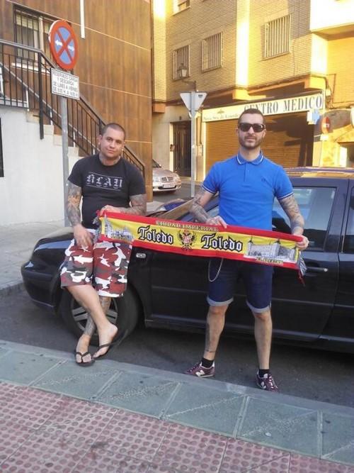 Detenidos tres de los neonazis que apalearon a dos jóvenes en Zaragoza