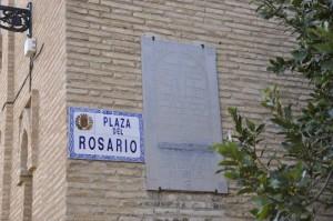 Imagen de la placa en Peñaflor