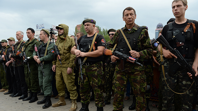 Putin pide a los milicianos del este de Ucrania que abran un corredor a los militares ucranianos cercados