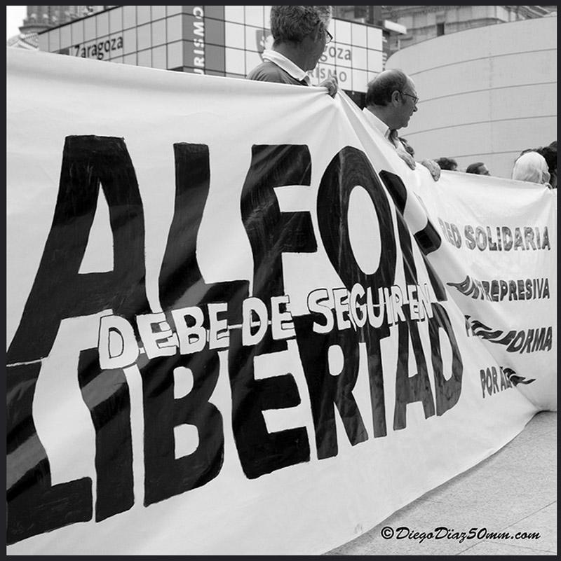 'Alfon' condenado a un año de prisión y absuelto del delito de atentado