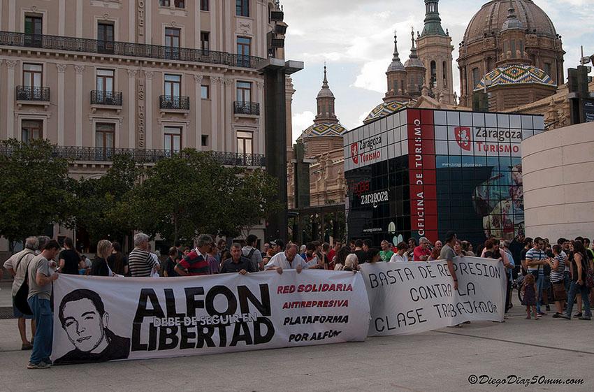 El 16 de junio el Tribunal Supremo decidirá si Alfon entra o no en prisión