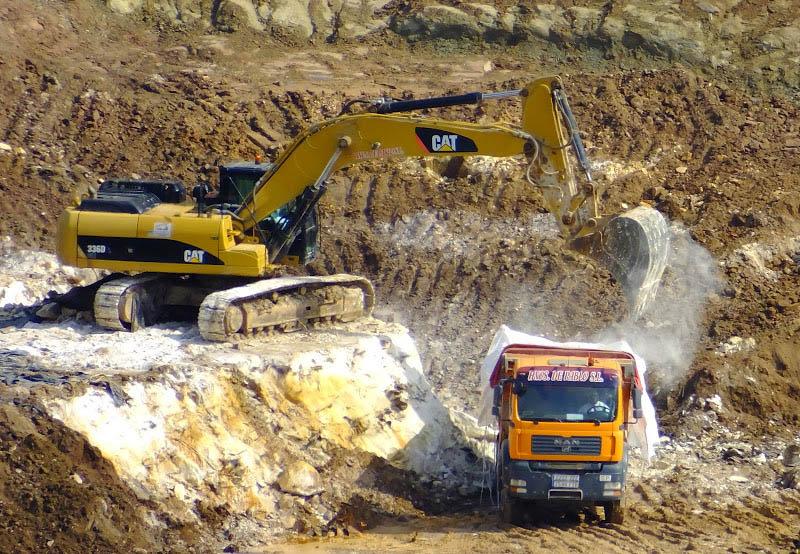 El Juzgado de Chaca investiga a 14 personas por las obras del traslado del vertedero de Bailín