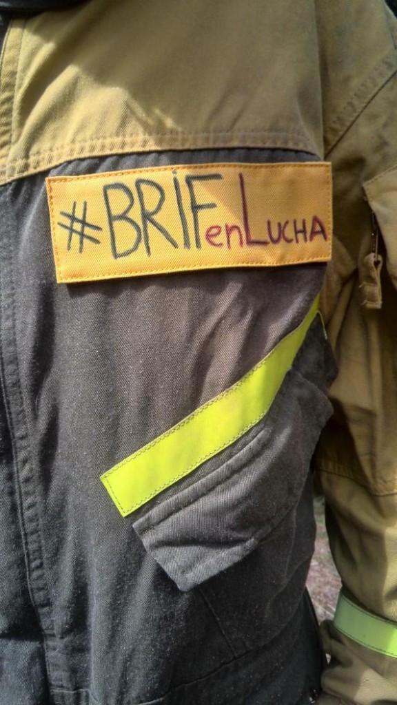 La BRIF Daroca llevará sus reivindicaciones a la carrera popular 10K de Bomberos Zaragoza