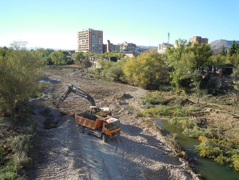 Ecologistas en Acción denuncia que la sauceda de Fraga se arrasó sin permiso del Servicio Provincial de Medio Ambiente