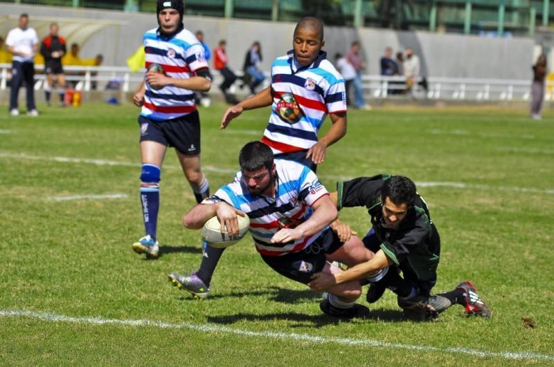 Comienza la División de Honor B para el Fénix Club de Rugby